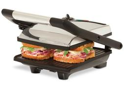 BELLA 13267 Electric Panini Maker Press and Sandwich Grill P