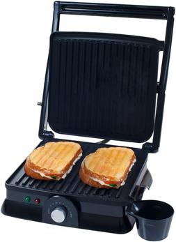 Chef Buddy 80-Kit1019 Panini Press Indoor Grill And Gourmet