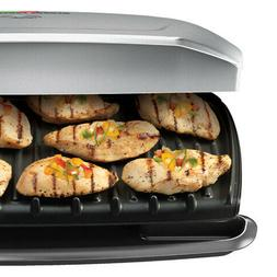 George Foreman 9-Serving Classic Plate Electric Indoor Grill