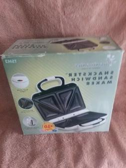 Toastmaster TSM2SAN Two-Section Sandwich Maker