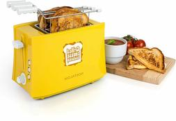 Electric Grilled Cheese Sandwich Toaster Maker - Easy-Clean