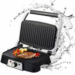 Grill, Grill, Sandwich Toaster All On One: Kitchen Sandwich,