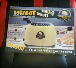 Grilled Cheese Sandwich Maker - Electric Toaster Design NEW!