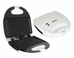 Better Chef IM-285W Panini Grill/contact Grill, White
