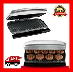 Indoor Grill and Panini Press Sandwich Maker NonStick Electr