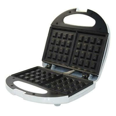 750w household electric waffle maker automatic sandwich