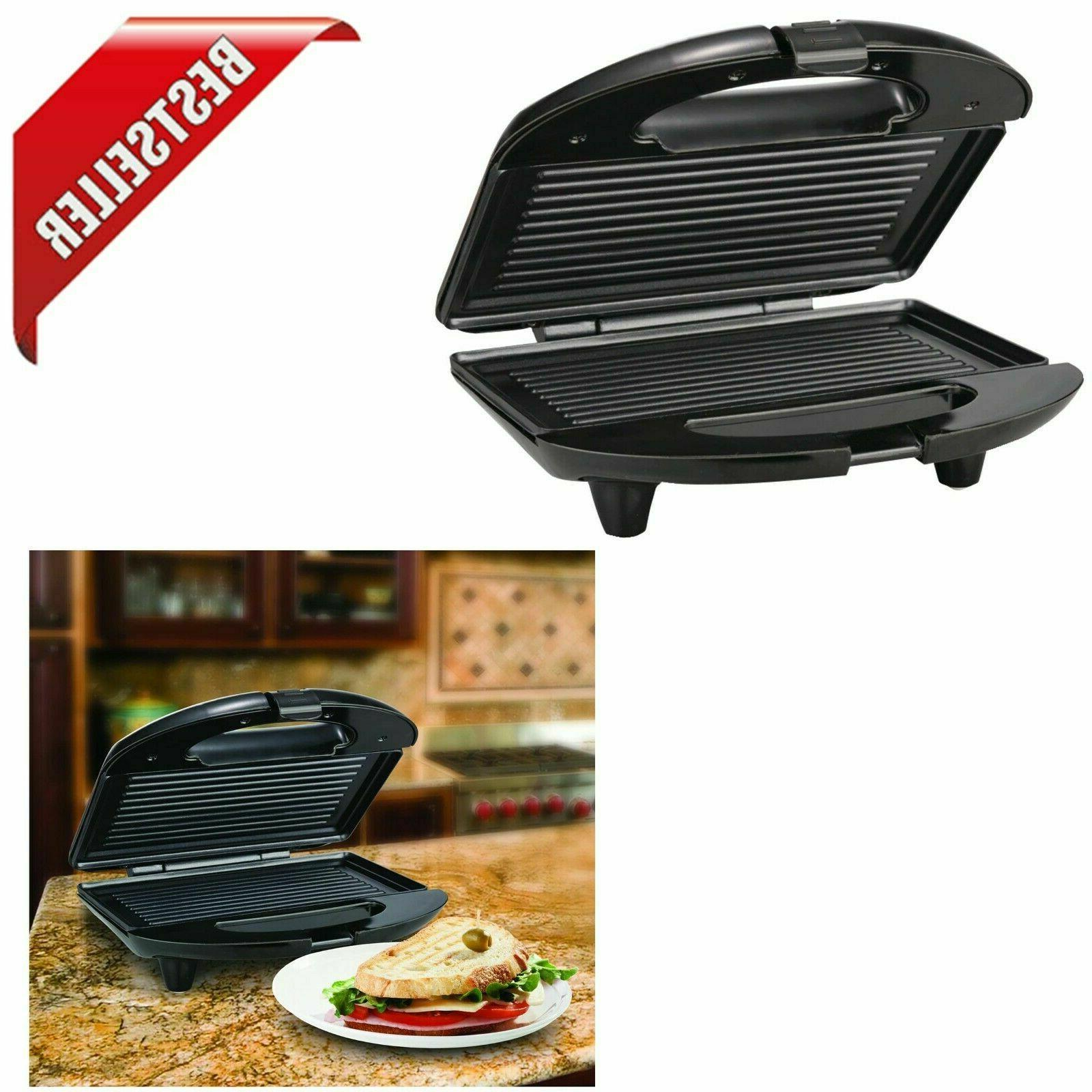 brentwood panini press and sandwich maker non