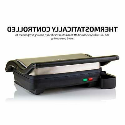 Electric Maker Grill Double