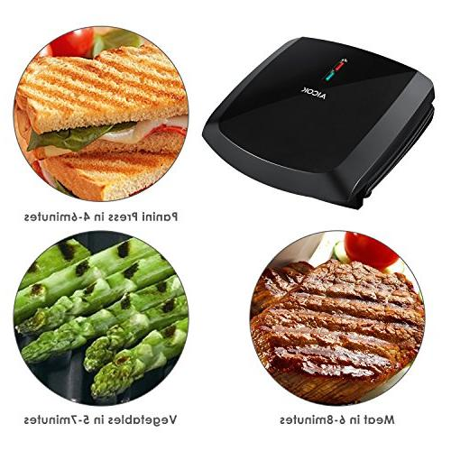 Grill Non-Stick Compact Indoor Grill Drip Tray,