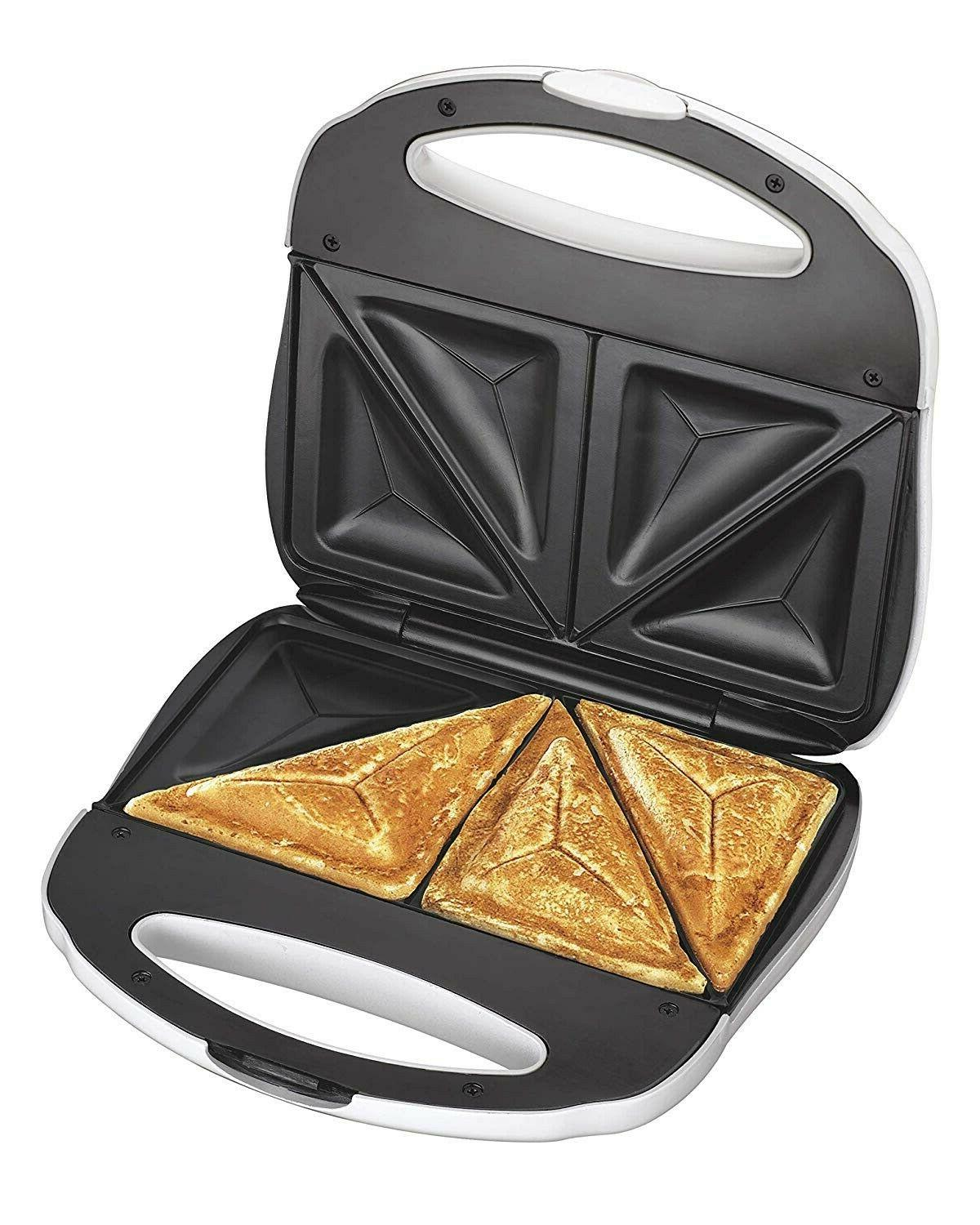 Proctor Silex Sandwich Toaster Omelet And Turnover Maker
