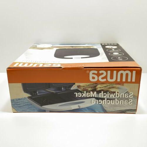IMUSA Watts Nonstick Cooking Surface, 2-Slot,