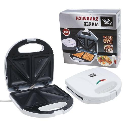 sandwich maker and toaster with non stick