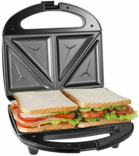sandwich maker toaster and electric panini press