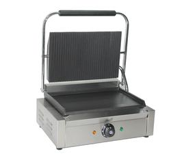 Large Panini Press Toaster Electric Sandwich Maker Commercia
