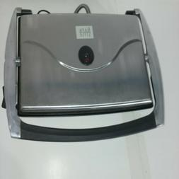 Panini Press Grill and Gourmet Sandwich Maker With Nonstick