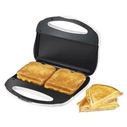 Panini Sandwich Maker Toaster Grilled Cheese Nonstick Breakf
