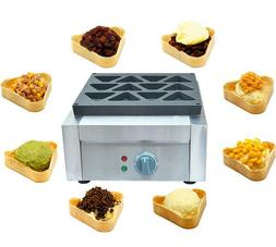 Techtongda Electric Triangle Red Bean Cake oven Waffle Machi